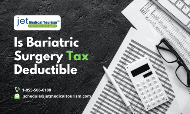 Is Bariatric Surgery Tax Deductible