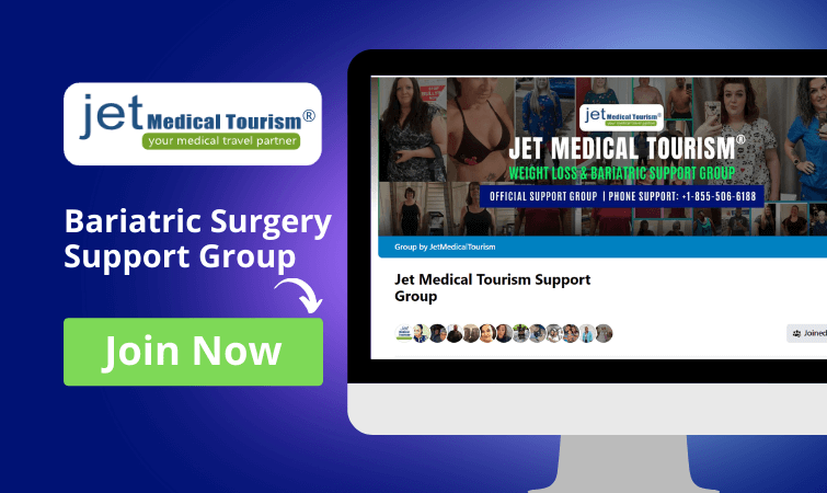 Jet Medical Tourism bariatric support group