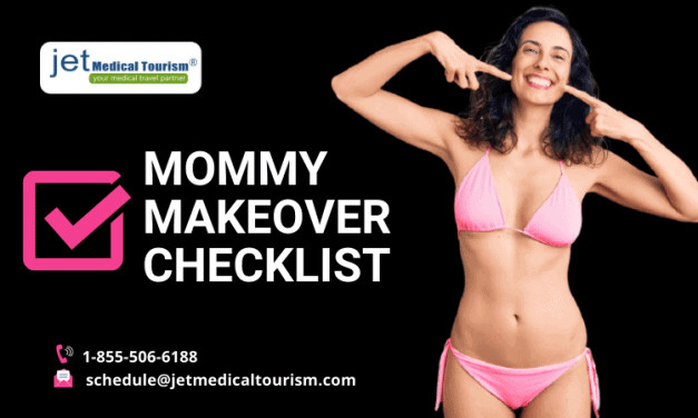 Mommy Makeover Checklist