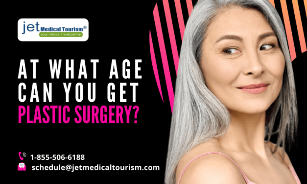 At What Age Can You Get Plastic Surgery?