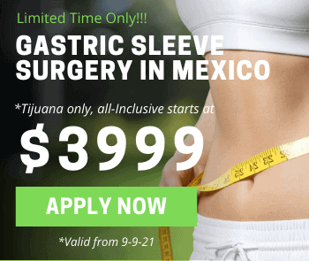 Gastric Sleeve Surgery Cost in Mexico