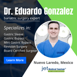 Board Certified bariatric Surgeon in Nuevo Laredo, Mexico