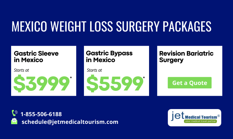Weight Loss Surgery Mexico Cost